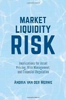 بازار ریسک نقدینگی : پیامدها برای قیمت گذاری دارایی ، مدیریت ریسک، و مقررات مالیMarket Liquidity Risk: Implications for Asset Pricing, Risk Management, and Financial Regulation