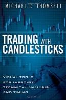 تجارت با شمعدان : ابزار بصری برای بهبود تجزیه و تحلیل فنی و زمان بندیTrading with Candlesticks: Visual Tools for Improved Technical Analysis and Timing