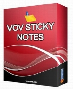 VovSoft Sticky Notes 5.0